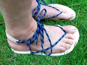 Sandalen methode Rob